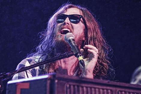J Roddy Walston was part of the bill Friday, June 7, at CMAC. - PHOTO BY FRANK DE BLASE