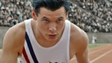 "PHOTO COURTESY UNIVERSAL PICTURES - Jack O'Connell in ""Unbroken."""