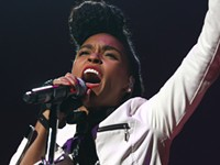 Jazz Fest 2014, Day 1: Frank reviews Roberta Gambarini, Janelle Monae, Big Bad Voodoo Daddy, and Nikki Hill