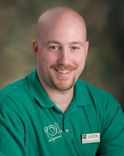 Jason Wadsworth, sustainability coordinator for Wegmans. - PHOTO PROVIDED