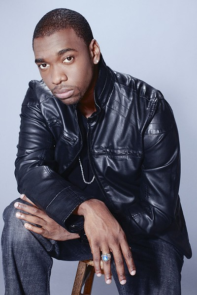 Jay Pharoah. Photo courtesy the First Niagara Rochester Fringe Festival