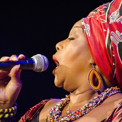 Jazz Fest 2014: Lorraine Klaasen