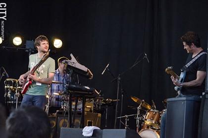 Jazz Fest 2014: Snarky Puppy
