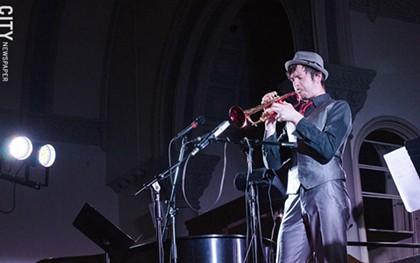 Jazz Fest 2014: Sun Trio