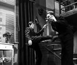 "RIALTO PICTURES - Jean-Paul Belmondo gets his kicks - in ""ClasseTousRisques."""