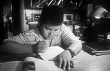 """PALM PICTURES - Jeffrey Chyau as a struggling fat kid in """"The Motel."""""""