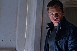 """Jeremy Renner in """"The Bourne Legacy."""" PHOTO COURTESY UNIVERSAL PICTURES"""