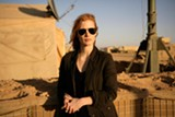"Jessica Chastain in ""Zero Dark Thirty."" PHOTO COURTESY SONY PICTURES"