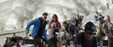 """PHOTO COURTESY MAGNOLIA PICTURES - Johannes Kuhnke makes a questionable split second decision in """"Force Majeure."""""""