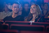 "PHOTO COURTESY RELATIVITY MEDIA - Joseph Gordon-Levitt and Scarlett Johansson in ""Don Jon."""