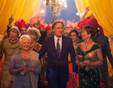 """PHOTO COURTESY FOX SEARCHLIGHT PICTURES - Judi Dench, Bill Nighy, and Celia Imrie in """"The Second Best Exotic Marigold Hotel."""""""