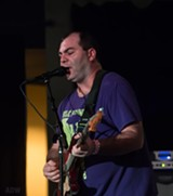 PHOTO COURTESY AARON WINTERS - Justin Gurnsey fronts the Greener Grass Band, a Rochester outfit that blends reggae, country, and blues.