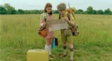 "Kara Hayward and Jared Gilman in ""Moonrise Kingdom."" PHOTO COURTESY FOCUS FEATURES"