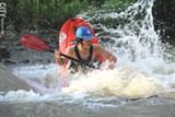 Kayak at Lock 32. - FILE PHOTO