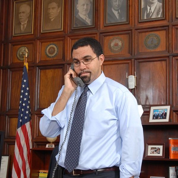 State Education Commissioner John King - PHOTO PROVIDED.