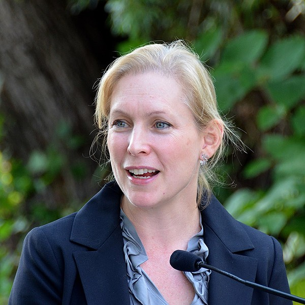 Kirsten Gillibrand. - FILE PHOTO