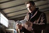 "PHOTO COURTESY UNIVERSAL PICTURES - Liam Neeson in ""A Walk Among the Tombstones."""