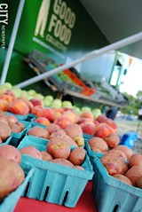 Local CSA the Good Food Collective is currently offering fall and winter shares. - FILE PHOTO