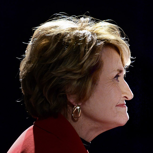 Louise Slaughter.