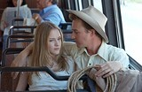 "THINKFILM - Mamas, don't let your babies grow up to date cowboys: Evan - Rachel Wood and Edward Norton in ""Down in the Valley."""