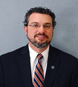Matt Cole, superintendent of the Livonia school district. - PROVIDED PHOTO