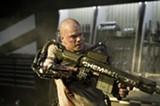 """PHOTO COURTESY SONY PICTURES - Matt Damon in """"Elysium."""""""