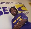 "MedicalCenter employee Devery Reid-Holmes: ""Most of us have     families or kids to take care of, so we can't afford to lose benefits or pay more for them."""