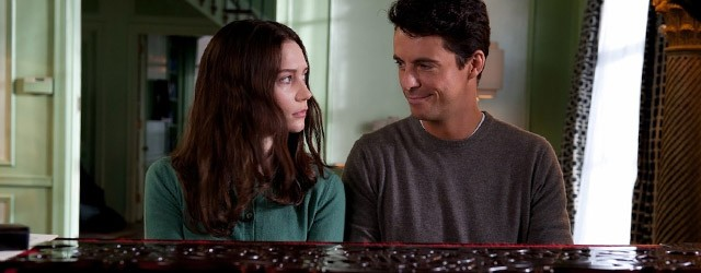 "Mia Wasikowska and Matthew Goode in ""Stoker."""