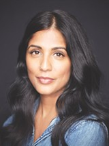 """PHOTO PROVIDED - Mira Jacob, author of """"The Sleepwalker's Guide to Dancing."""" Jacob's book was chosen for Writers and Books' new Debut Novel Series."""