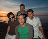 PHOTO PROVIDED - MoChester started as a singer/songwriter project between two Webster-based brothers. Now it's a four-piece pop/rock outfit that blends in strains of jazz and reggae.