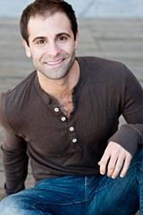 PHOTO BY KRISTIN DONNELLY - Musical-theater performer Tommy Labanaris will return to the Canandaigua LakeMusic Fest this weekend to narrate a chamber-music adaptation of one of Edgar Allan Poe's greatest works.