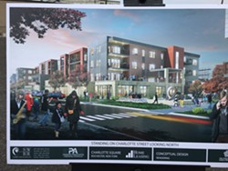Charlotte Square design presented by Home Leasing.