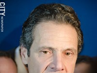 With Working Families nod in question, Cuomo digs in on campaign finance