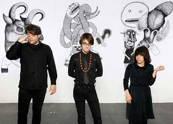 MUSIC PREVIEW: Screaming Females