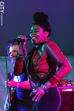 Nikki Hill performed at Abilene. - PHOTO BY FRANK DE BLASE