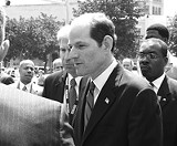 KRESTIA DEGEORGE - No surprises: Eliot Spitzer waltzed his way to the Democratic nomination for governor.