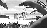 DREAMWORKS ANIMATION - Not in NYC anymore: a still from Madagascar.