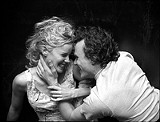 "THINKFILM - Not too sweet: Abbie Cornish and Heath Ledger in ""Candy."""