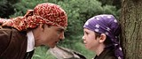 MIRAMAX - Odd, but pure: Johnny Depp and Freddie Highmore in Finding Neverland.
