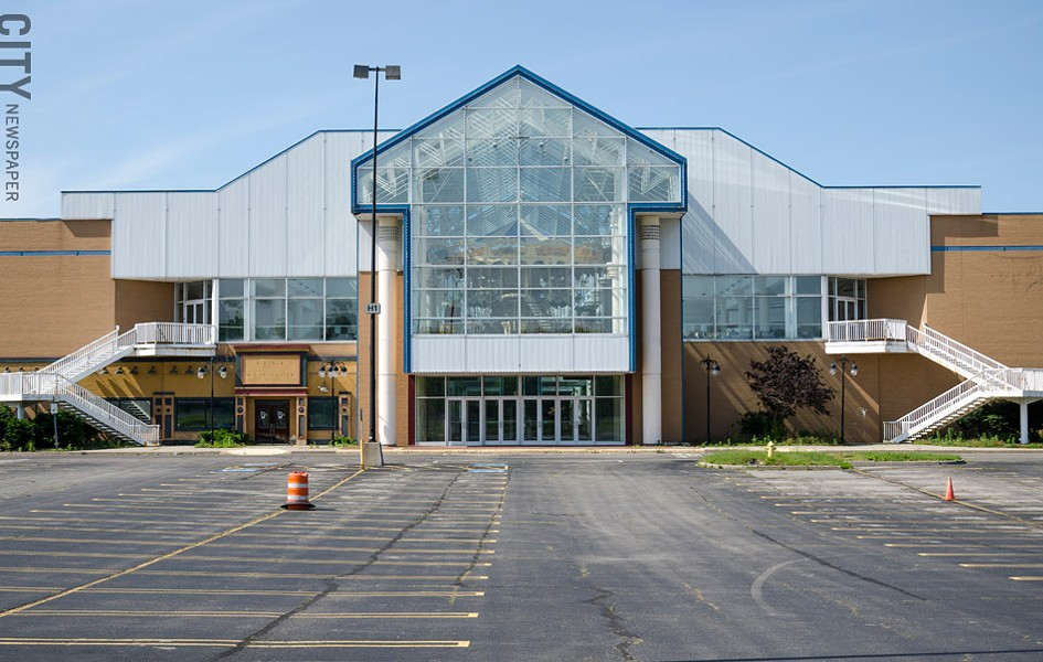 Earlier this year, Medley Centre's owner missed an investment deadline required in a tax incentive agreement. - FILE PHOTO