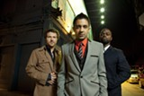 "PHOTO COURTESY XEROX ROCHESTER INATERNATIONAL JAZZ FESTIVAL - Often labeled ""cerebral,"" former Fairport resident Vijay Iyer is also one of jazz piano's funkiest and most swinging musicians."