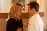 "PHOTO COURTESY BILL GRAY / SAMUEL GOLDWYN FILMS - Olivia Wilde and Sam Rockwell in ""Better Living Through Chemistry."""