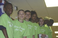 On duty: the Energy Patrol at Rochester's - School 41. - DEANNA GUEVARA-KASZUBA