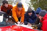FILE PHOTO - Orienteering allows you to explore the outdoors by using your brain – and your compass.
