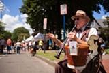 Park Ave Arts Festival - PHOTO BY MATT BURKHARTT
