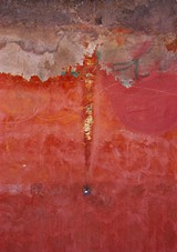 PHOTO PROVIDED - Patricia Wilder's photography is part of a small group show of abstract photographs and paintings, currently on view at Main Street Arts Gallery in Clifton Springs.