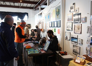 ART EVENT | Hearts And Crafts/holiday Bazaar At The Yards