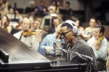 UNIVERSAL PICTURES - Portrait of a virtuoso: Jamie Foxx in Ray.