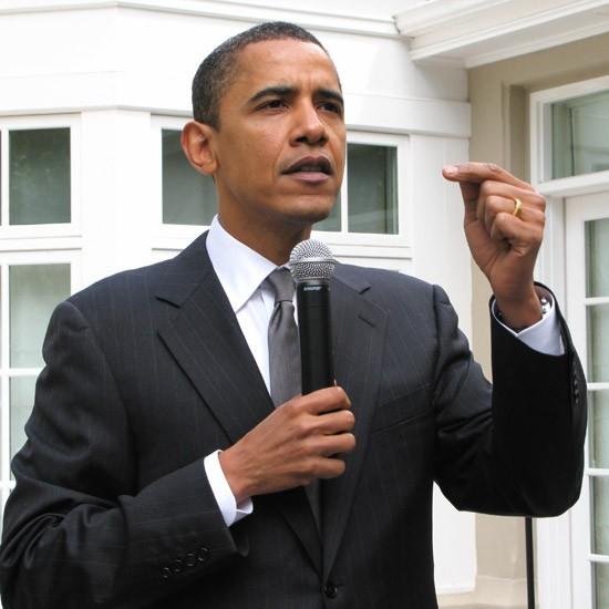 President Barack Obama - PHOTO COURTESY OF STEVE JURVETSON