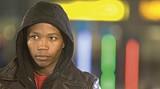 "COURTESY MIRAMAX - Presley Chweneyagae stars as a - gangster trying to redeem himself in the Oscar-winning foreign film ""Tsotsi."""